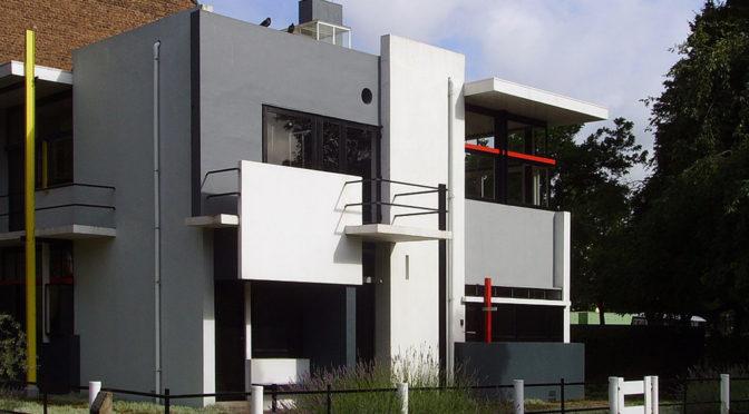 シュレーダー邸 リートフェルト Schröder House Gerrit Rietveld
